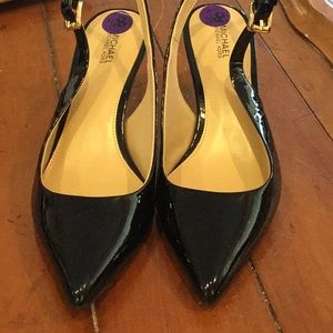 Michael Kors Shoes - Women's MK Patent Leather shoes.Worn once